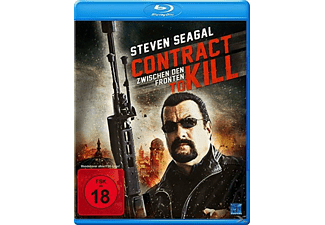 CONTRACT TO KILL-ZWISCHEN DEN FRONTEN - (Blu-ray)