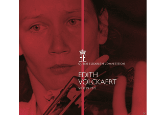 Edith Volckaert, Grand Orchestre Symphonique de la RTB, National Orchestra Of Belgium - Edith Volckaert - Concours Reine - (CD)