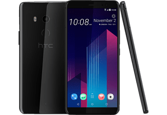 HTC U11 Plus, Smartphone, 128 GB, 6 Zoll, Ceramic Black