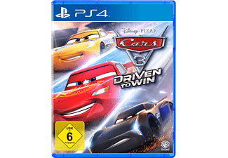 Cars 3 - Driven to Win - PlayStation 4