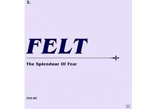 Felt - The Splendour Of Fear (Remastered CD+7'') - (CD)