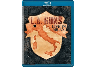 The L.a.guns - Made In Milan - (Blu-ray Audio)