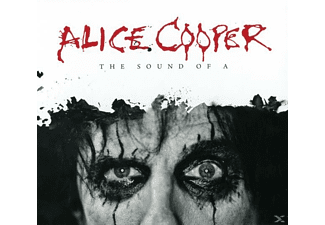 Alice Cooper - The Sound Of A - (Maxi Single CD)