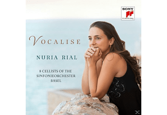 Nuria Rial, 8 Cellists Of The Sinfonieorchester Basel - Vocalise - (CD)