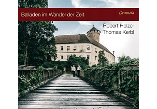 Robert Holzer, Thomas Kerbl - Balladen - (CD)