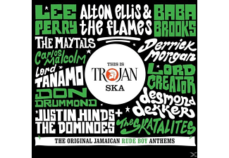 VARIOUS - This Is Trojan Ska - (CD)