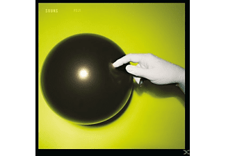 Suuns - Felt - (LP + Download)