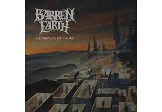Barren Earth - A COMPLEX OF CAGES - (CD)