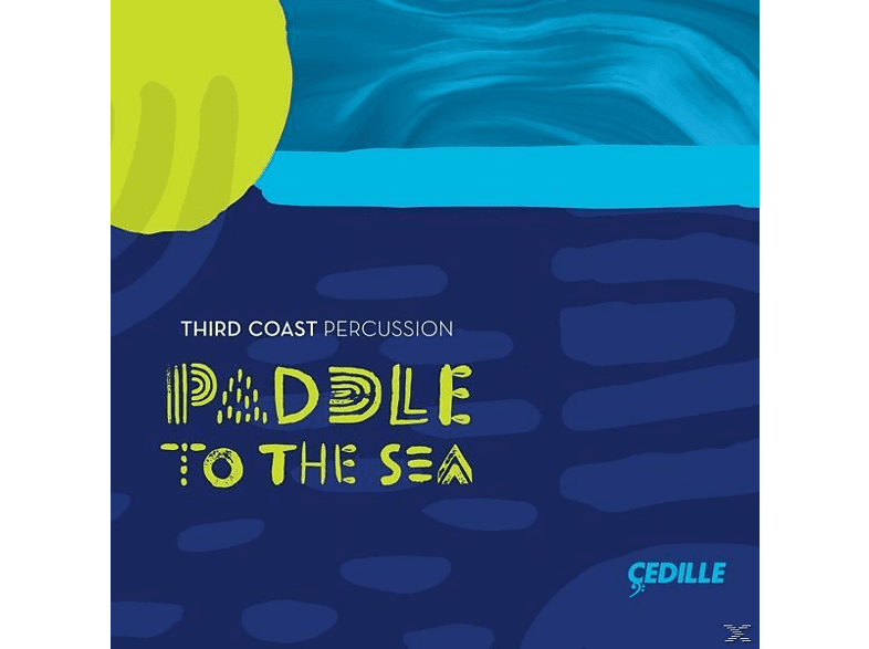 Third Coast Percussion - Paddle to the Sea [CD]