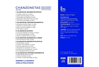 Ensemble La Danserye/Capella Prolationum - Chanzonetas [CD]