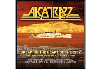 Alcatrazz - Breaking The Heart Of The City: The Very Best Of Alcatrazz 1983-1986 (CD)