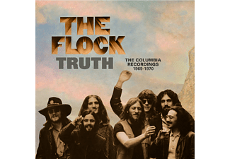 Flock - Truth: The Columbia Recordings 1969-1970 (Remastered Anthology) (CD)