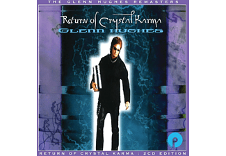 Glenn Hughes - Return Of Crystal Karma (Expanded Edition) (CD)