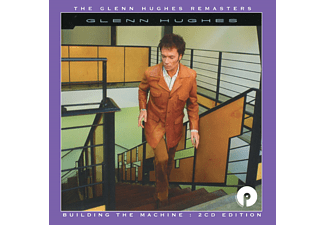 Glenn Hughes - Building The Machine (Remastered & Expanded) (CD)