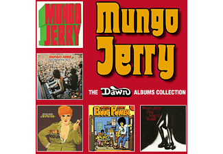 Mungo Jerry - The Dawn Albums Colection (Díszdobozos kiadvány (Box set))
