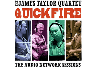The James Taylor Quartet - Quick Fire: The Audio Network Sessions (CD)