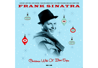 Frank Sinatra - Christmas With Old Blue Eyes - (Vinyl)