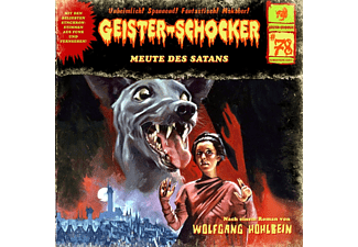 Geister-Schocker - Meute Des Satans-Vol. 78 - 1 CD - Horror