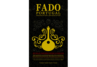 VARIOUS - Fado Portugal-200 Anos - (CD)