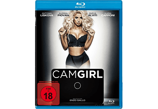 Cam Girl - (Blu-ray)