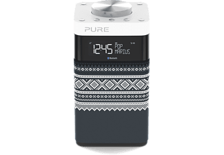 PURE Radio Pop Midi Marius Grey mit DAB+ und Bluetooth