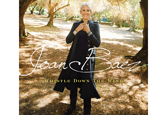 Joan Baez - Whistle Down The Wind - (CD)