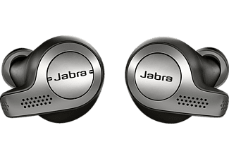 JABRA Elite 65t, In-ear True Wireless Kopfhörer, Schwarz