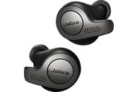 JABRA Elite 65t, In-ear True Wireless Kopfhörer Bluetooth Schwarz