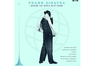 Frank Sinatra - Around The World With Frank - (Vinyl)