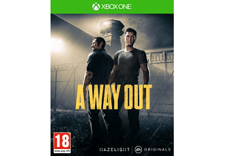A Way Out NL/FR Xbox One