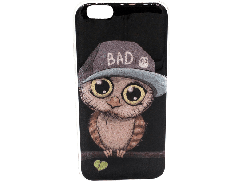 AGM Eule , Backcover, Apple, iPhone 6, iPhone 6s, Kunststoff, Bunt