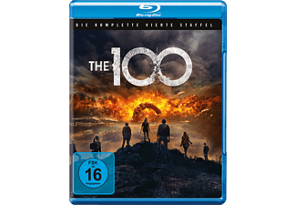 The 100 - Season 4 - (Blu-ray)