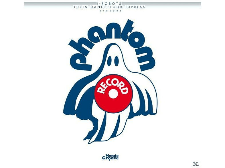 VARIOUS - I-Robots Present Phantom Records [Vinyl]
