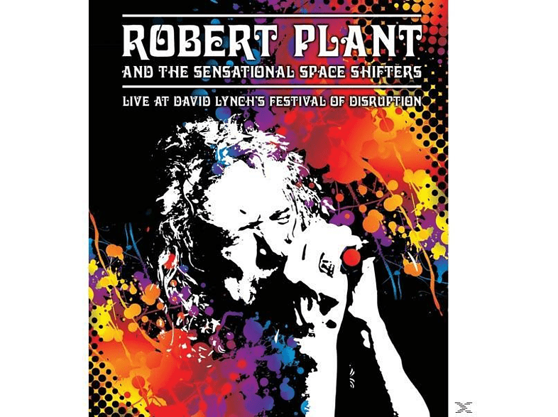 Robert Plant, The Sensational Space Shifters - Live At David Lynch's Festival Of Disruption (DVD) [DVD]