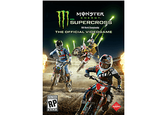 Monster Energy Supercross (Code in a Box) PC