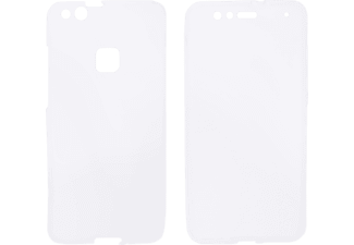V-LV 022 Full Cover Huawei P10 Lite Thermoplastisches Polyurethan Transparent