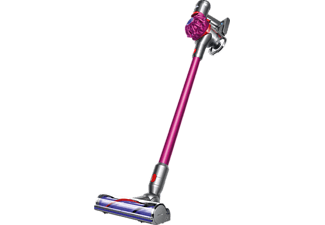 dyson akku staubsauger v7 motorhead in fuchsia 227607 01. Black Bedroom Furniture Sets. Home Design Ideas