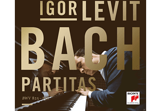 Igor Levit - Partitas Bwv825-830 - (CD)