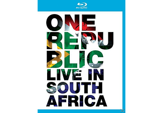 OneRepublic - Live in South Africa - (Blu-ray)