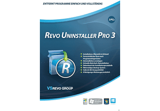 Revo Uninstaller 3 - 3-Platz-Version