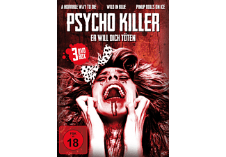 Psycho Killer - Er will dich töten - (DVD)