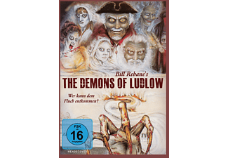 The Demons Of Ludlow - (DVD)