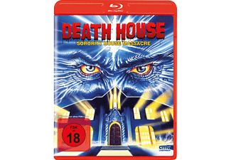 DEATH HOUSE - (Blu-ray)