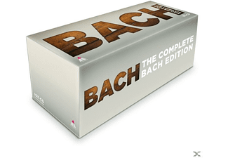 VARIOUS - The Complete Bach Edition (Ltd.Edition) - (CD)