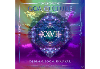 VARIOUS - Goa Culture Vol.27 - (CD)