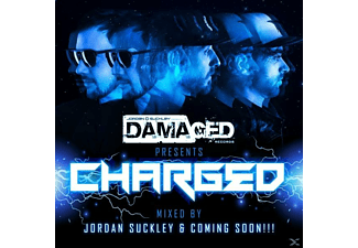 Jordan Suckley, VARIOUS, Coming Soon - Damaged Presents Charged - (CD)