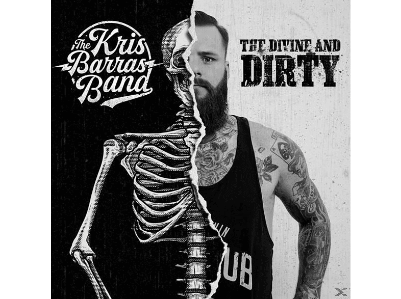 Kris Barras Band - The Divine And Dirty [CD]