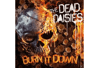 The Dead Daisies - Burn It Down - (CD)