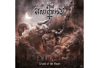 Thy Antichrist - WRATH OF THE BEAST - (CD)