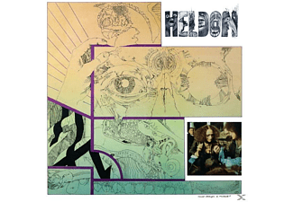 Heldon - Electronique Guerilla (Heldon I) - (CD)